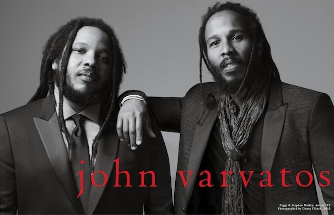 JV SS15 Ziggy & Stephen Marley Spread - Full Tagging