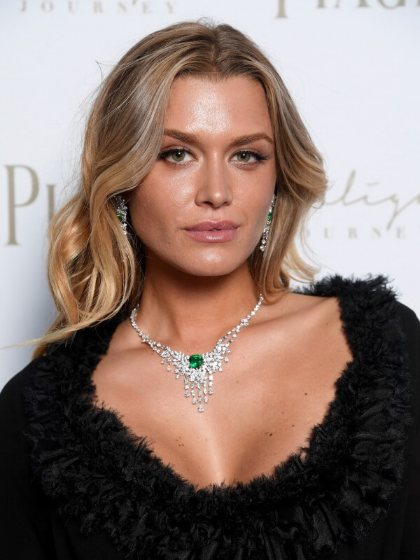 ROME, ITALY - JUNE 13:  Cheyenne Tozzi attends Piaget Sunlight Journey Collection Launch on June 13, 2017 in Rome, Italy.  (Photo by Venturelli/Getty Images)