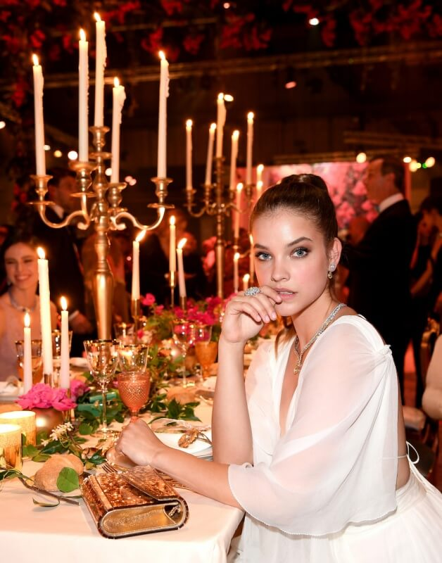 ROME, ITALY - JUNE 13:  Barbara Palvin attends Piaget Sunlight Journey Collection Launch on June 13, 2017 in Rome, Italy.  (Photo by Venturelli/Getty Images)