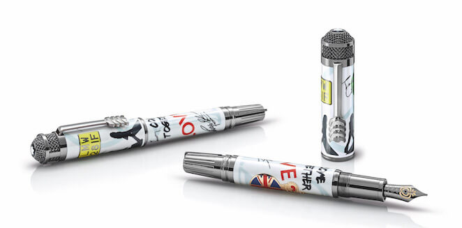 Montblanc The Beatles Edition: Um Tributo ao Incomparável Talento Dos Fab Four