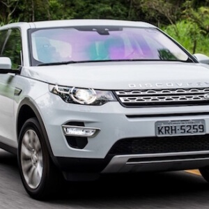 Land Rober Discovery Sport